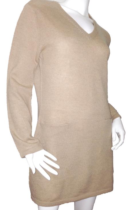 Платье с карманами MCW-0026