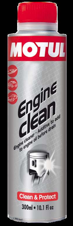 Motul Engine Clean Auto Промывка масляной системы