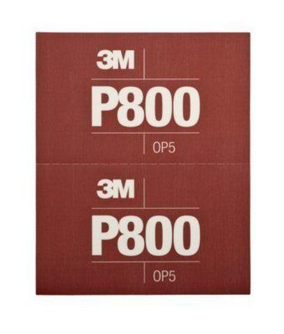 3М Лист абразивный гибкий Р800 34340