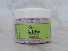 Морская соль для ванны с лавандой ElaiaSpa 130 гр