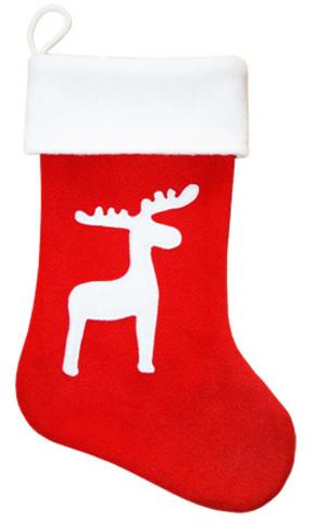 Рождественский сапожок Олень