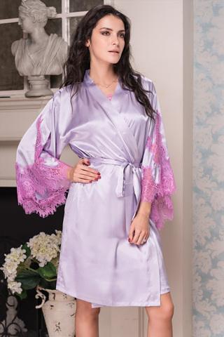 Халат Bella 3373 Lavender Mia-Amore