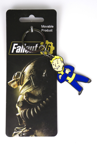 Брелок Fallout - Movable Head