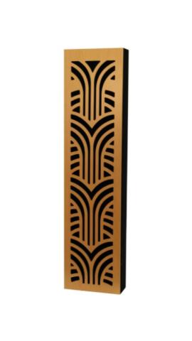Акустический поролон панель Echoton Arches narrow 1 шт