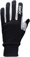 Лыжные перчатки Swix Tracx чёрный