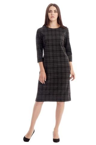 """23104-4 Платье """"Крокус""""со вставками"""