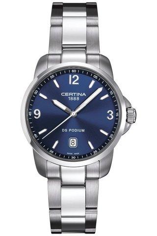 Купить Наручные часы Certina C001.410.11.047.00 по доступной цене