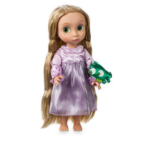 Кукла малышка Рапунцель (Rapunzel) 40 см в начнушке - Rapunzel, Disney Animators' Collection