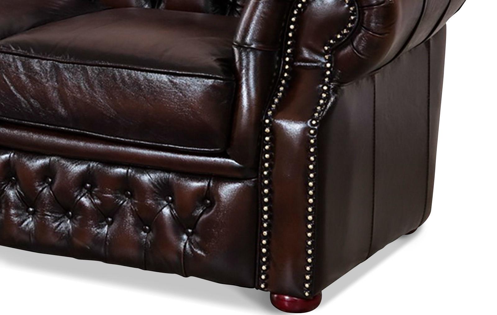 Диван-кровать ESF B-128 (3-х местный) коричневый