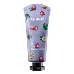 Frudia My Orchard Passion Fruit Scrub Body Wash - Скраб для тела с маракуйей