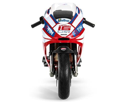 Детский электромотоцикл Peg Perego Ducati GP MC0020