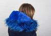 Куртка женская 4314003829 ПАРКА Синяя