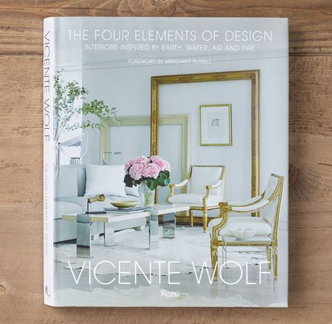 Four Elements of Design: Interiors, Inspired By Earth, Water, Air and Fire