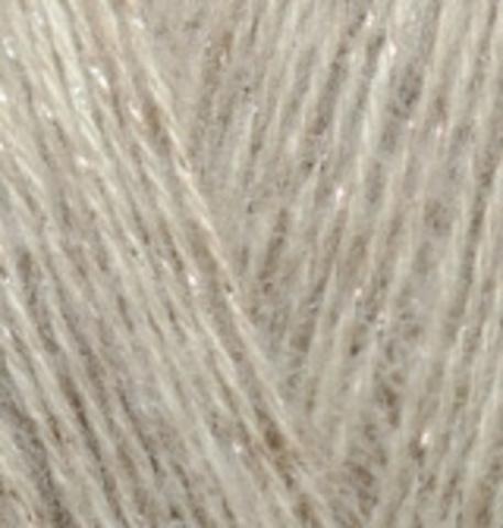 Alize Angora Gold SIMLI 152 беж меланж - фото