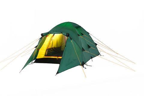 Туристическая палатка Alexika Nakra 2 (2 местная)