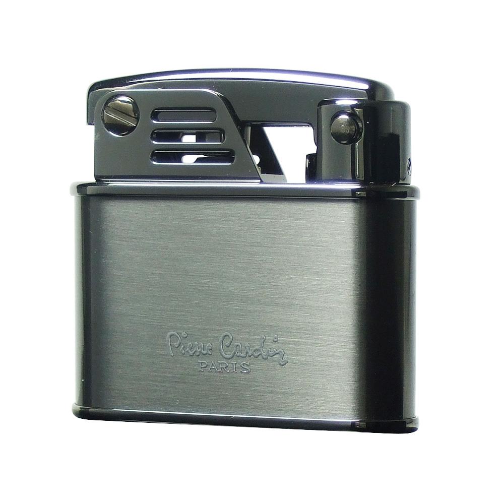 Зажигалка Pierre Cardin кремниевая газовая, цвет светлая бронза, матовая 4,4х1,5х4,4см