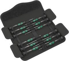Набор отверток для электр. работ  Kraftform Kompakt Micro set/12