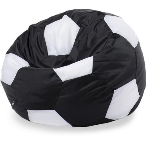 Внешний чехол «Мяч», L, оксфорд, Черный и белый