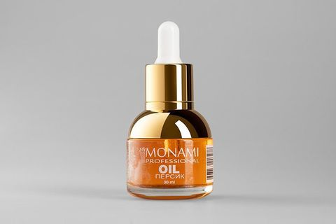 Monami масло питательное Персик  30 мл