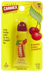 Carmex Бальзам для губ Everyday soothing lip balm cherry tub