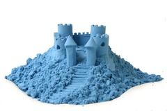 Космический песок. 3 кг. Голубой