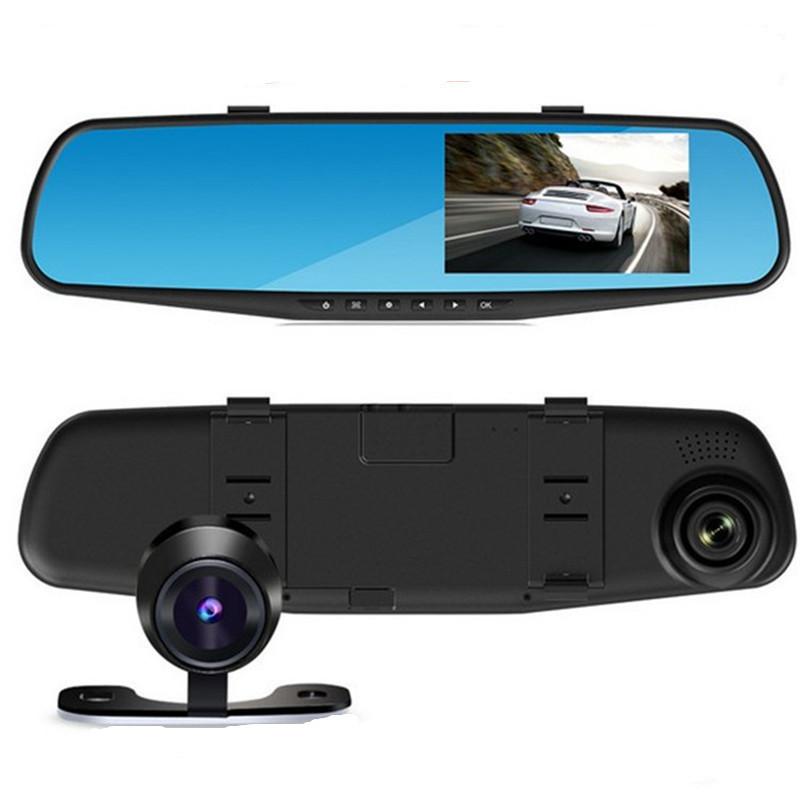 Купить видеорегистратор с двумя камерами недорого