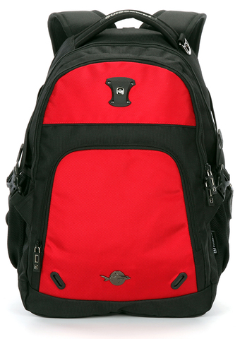 Рюкзак SUISSEWIN sn9017 Красный