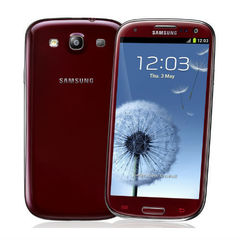 Samsung Galaxy S3 GT-I9300 16Gb Red - Красный
