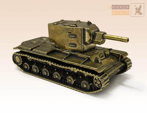 фигурка Танк КВ-2