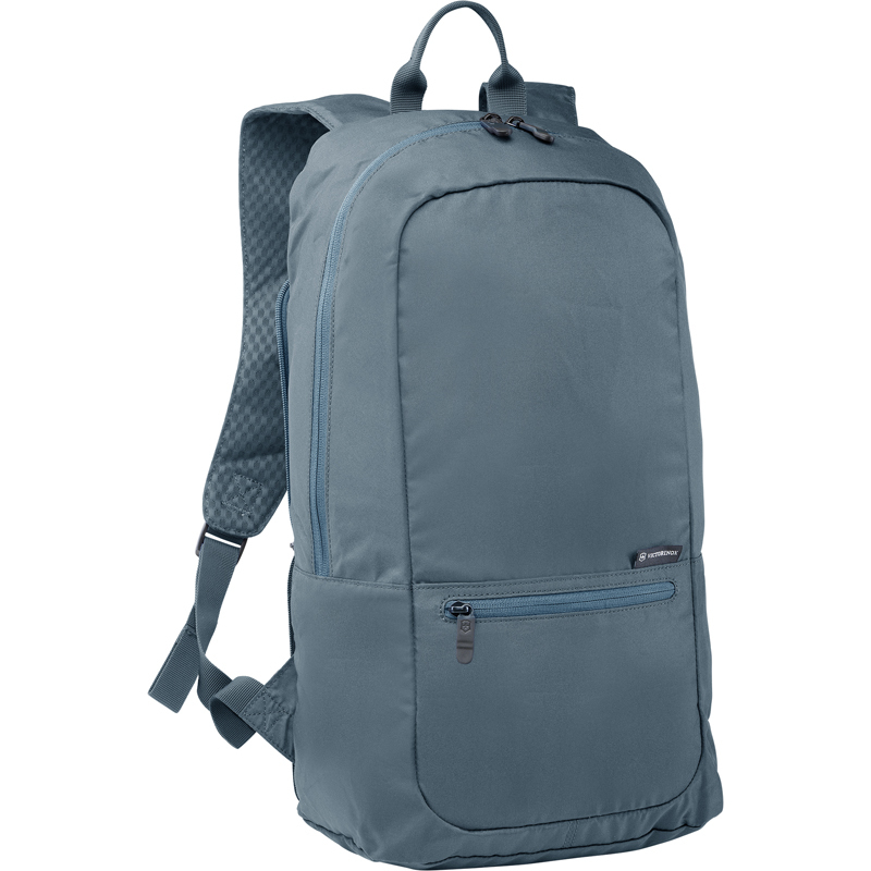 Складной рюкзак Victorinox Packable Backpack, зеленый, 25x14x46 см, 16 л