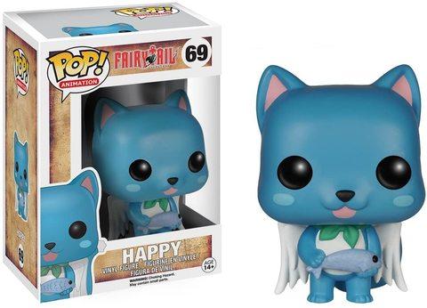 Фигурка Funko Pop! Animation: Fairy Tail - Happy