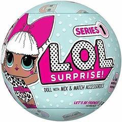 LOL Surprise 1 серия - кукла-сюрприз ЛОЛ (в шарике)