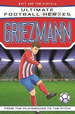 Kitab Griezmann   Matt & Tom Oldfield