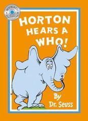 Horton Hears a Who! (Book & CD)