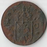 1660 P2239 Швеция   1/4 эре