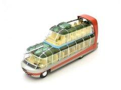 1:43 1:43 автобус Citroen U55 CITYRAMA CURRUS FRANCE 1955