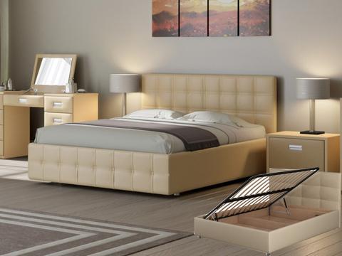 Кровать Райтон Life Box 3  c боковым подъемным механизмом (Лайф бокс 3)