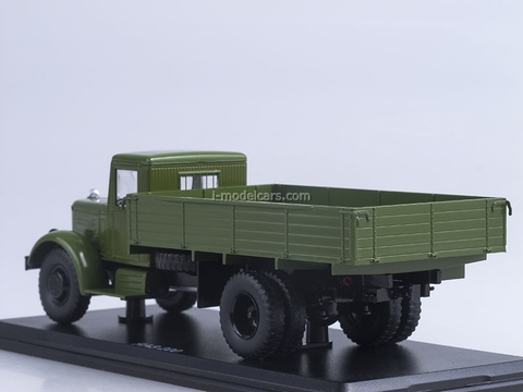 YaAZ-200 board khaki 1:43 Start Scale Models (SSM)