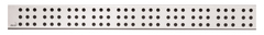 Накладная панель для душевого лотка 65 см Alcaplast Cube-650L фото