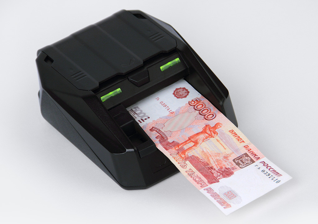 Детектор банкнот автомат MONIRON DEC POS 002