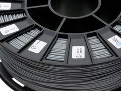 Пластик PLA REC 2.85 мм 750 г., серый