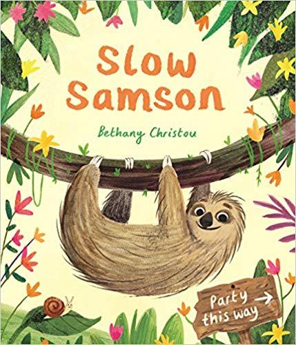 Kitab Slow Samson   Bethany Christou