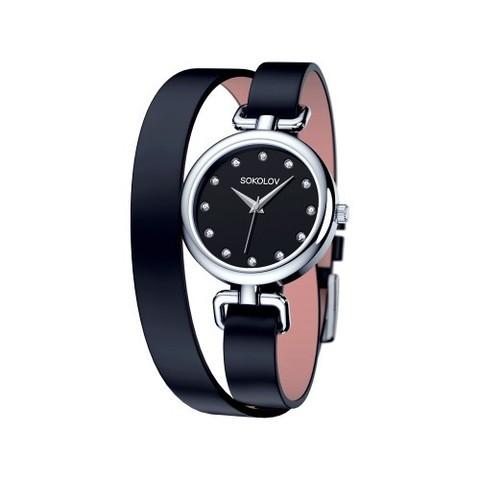 Женские стальные часы SOKOLOV  арт. 315.71.00.000.02.01.2