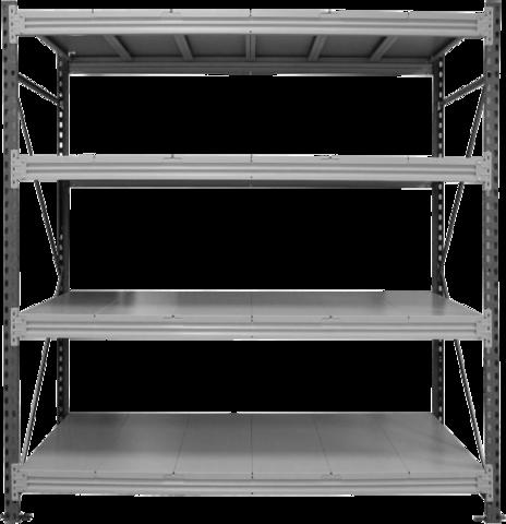 Стеллаж балочный (быстросборный) 05.T1806, 2,0м,TITAN