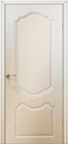 Дверь AIRON Канадка Анастасия, цвет беленый дуб, глухая
