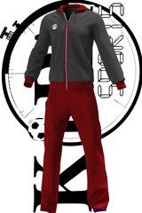 Спортивный костюм футер KiPA