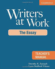 Writers at Work: The Essay TM