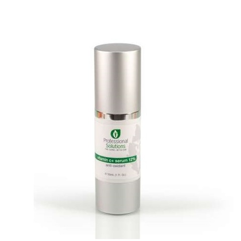 Professional Solutions Сыворотка с витамином С Vitamin C + Serum 12% Anti Oxidant 30мл