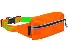 Сумка на пояс на молнии Powerup Bag 2019 Orange