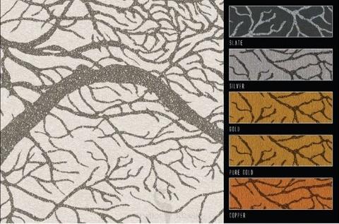 Панно Italreflexes Macro Trees 014 PureGold, интернет магазин Волео